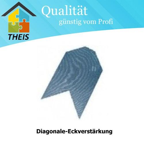 Diagonale-Eckverstärkung