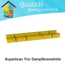 SUPERBRAN TRIO Dampfbremsfolie