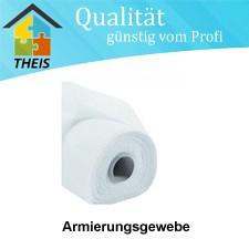 Armierungsgewebe Premium weiß 160 gr./m² 4x4 / 50 m²