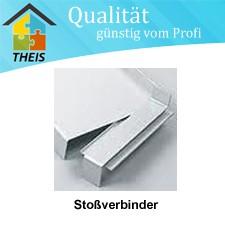 Alu-Stoßverbinder - 50 mm bis 400 mm