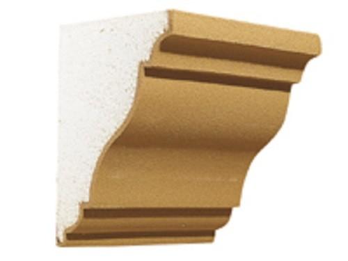 Fassadenprofil Gesimse 215 x 160 x 2500 mm