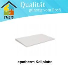 epatherm etp keilplatte 40 - 5 mm