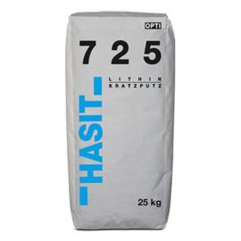 Hasit 725 OPTI LITHIN Kratzputz opti weiß Korn 0-20, mm