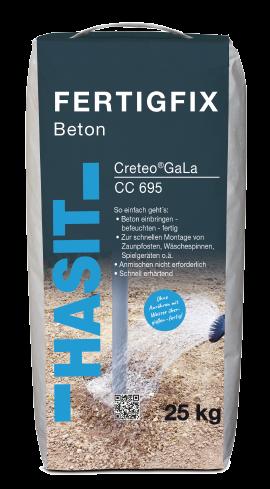 Hasit Creteo GaLa CC 695 Fertigfix-Beton