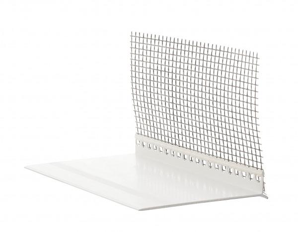 PVC Premium Einsteckprofil mit Gewebe