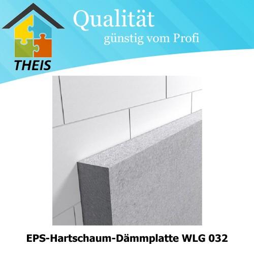 Fassaden Dämmplatte EPS / WLS 032 NEO - 20 bis 240 mm