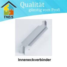 Aluminium-Inneneck-Verbinder 90° - 50 mm bis 400 mm