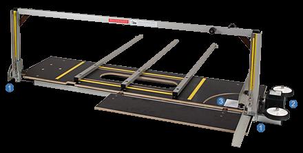 Styroporschneidegerät inkl. 40 V Trafo