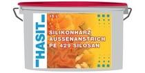 HASIT-PE 429 SILOSAN-Silikonharz-Außenanstrich, weiß