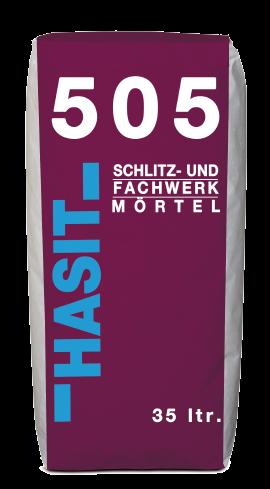 Hasit 505 Schlitz- und Fachwerkmörtel