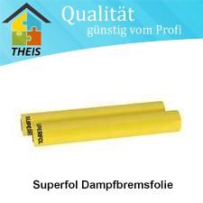 Superglas Superfol 4 x 25 m = 100 m²