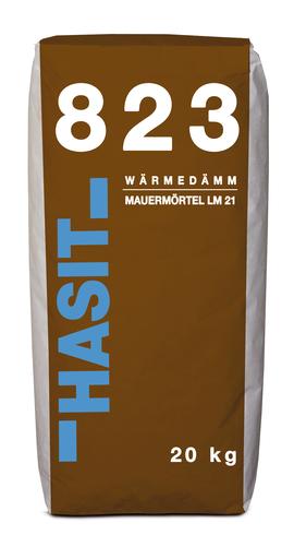 HASIT 823 Wärmedämm-Anlegemörtel M 10