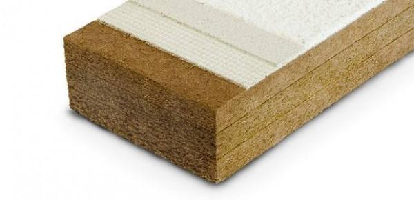 Holzfaser Fassadendämmplatte WLS 041 / 100 bis 240 mm