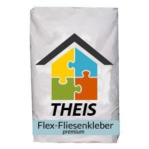 Fliesenkleber flexibel Premiumqualität a 25 kg. Sack
