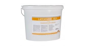 Latex Innenfarbe Seidenglanz weiß 15 ltr. Eimer