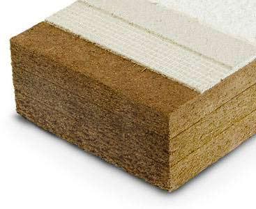 Holzfaserdämmplatte